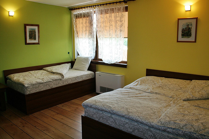 Guest house Djaia - rooms